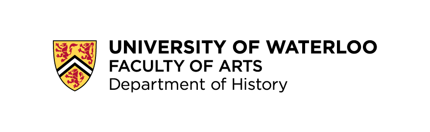 The logo of the University of Waterloo's History department.