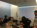 Day Two Hacking in a Breakout Room